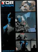2000ad Postcard Series 1 Number 5