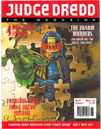 Judge Dredd Megazine Vol 2 Number 27