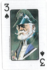 Playing Cards SFX: Three of Spades