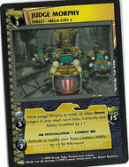 Dredd CCG: Judges - Judge Morphy