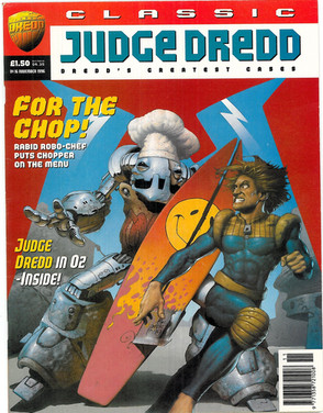 Classic Judge Dredd 16
