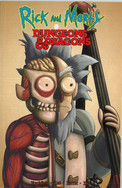 Rick and Morty: Dungeons and Dragons TPB 1f