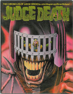 Judge Death Hardback