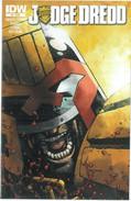 Judge Dredd 6 Cover A