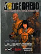 Mongoose: Lawbringers Mega-City Archives Vol 2