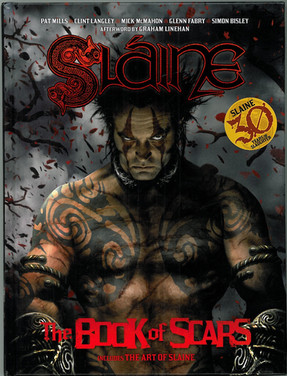 Slaine: Book of Scars