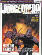 Judge Dredd Megazine Vol 5 Number 241