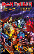 Legacy of the Beast 1 Stern Pinball Exclusive