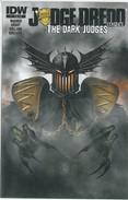 Judge Dredd 2 Subscription Cover