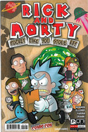 Rick and Morty: Pocket It Like You Stole It 1g