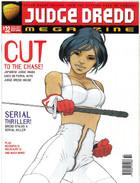 Judge Dredd Megazine Vol 3 Number 32