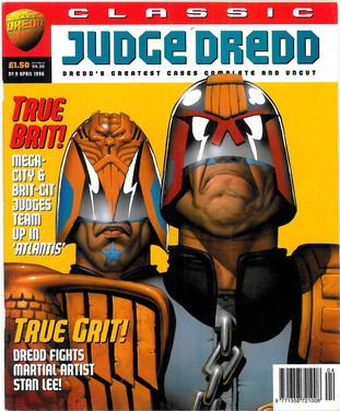 Classic Judge Dredd 9