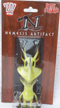 Unbox: Nemesis Artifact Green