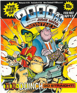 Best of 2000ad Monthly 17