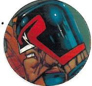 Judge Dredd Comic Spug 46