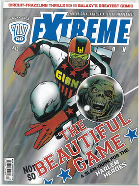 2000ad Extreme Edition 13