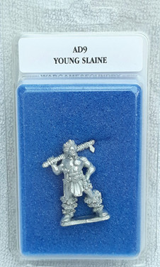 Wargames Foundry: AD9 Young Slaine