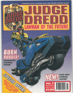 Judge Dredd Lawman of the Future 5
