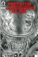 Predator vs Judge Dredd vs Aliens 2 Variant Cover