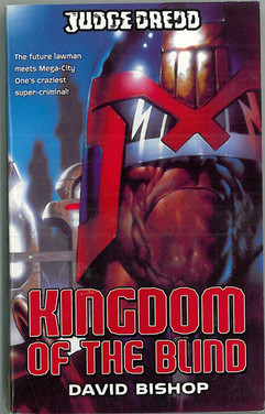 Black Flame : Judge Dredd Kingdom of the Blind