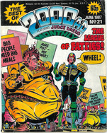 Best of 2000ad Monthly 21