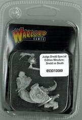 Warlord: Judge Dredd Special Edition Dredd vs Death