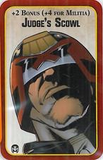 Munchkin: Judge Dredd Judge's Scowl