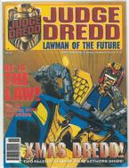 Judge Dredd Lawman of the Future 11