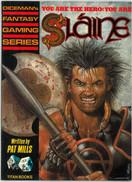 Slaine Gaming Book