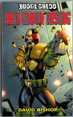 Black Flame : Dredd vs Death