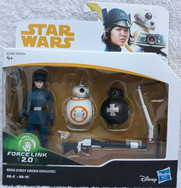 Twin Pack Rose & BB-8 & BB-9E