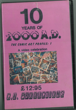 10 years of 2000ad