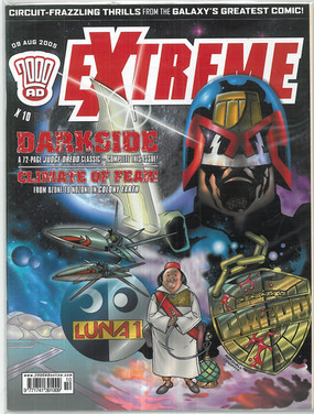 2000ad Extreme Edition 10