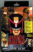 Game Gear: Judge Dredd