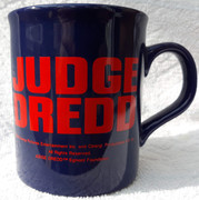 Judge Dredd Movie Mug