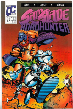 Robo-Hunter 27