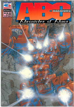 ABC Warriors Khronicles of Khaos 2