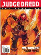 Judge Dredd Megazine Vol 2 Number 25