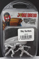 Mongoose-Warlord Blister: Sky Surfers