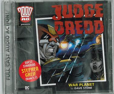 Judge Dredd: War Planet