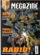Judge Dredd Megazine Vol 3 Number 45