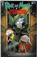 Rick and Morty: Dungeons and Dragons 3a