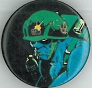 Rogue Trooper Badge Eighties