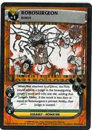 Dredd CCG: Perps - Robosurgeon