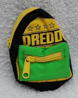 Judge Dredd Coin Bag