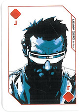 Playing Cards Megazine: Jack of Diamonds