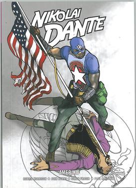 Nikolai Dante: Amerika