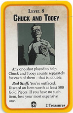 Munchkin: Judge Dredd Chuck and Tooey