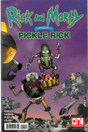 Rick and Morty: Pickle Rick 1a