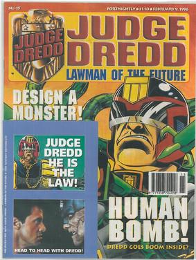 Judge Dredd Lawman of the Future 15